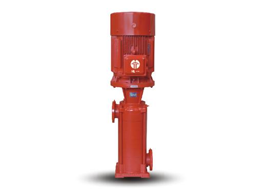TYDL立式多级消防泵