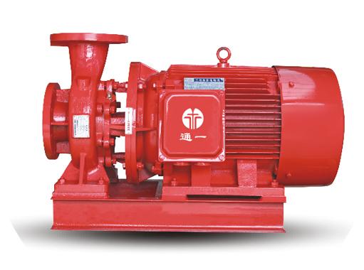 西安单级消防泵