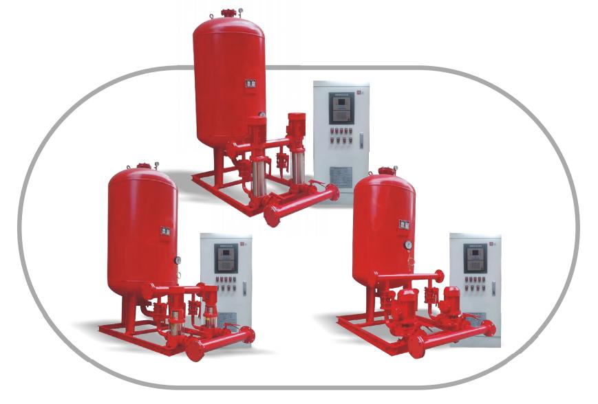 W消防稳压消防给水设备