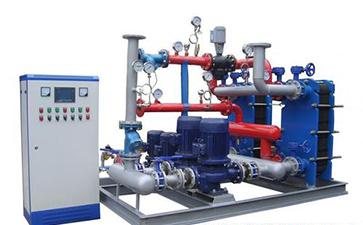 热水板式换热机组