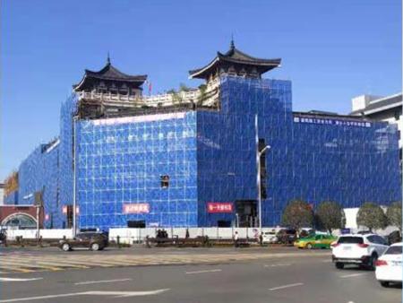 大雁塔北广场亮化工程