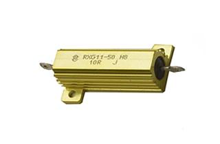RXG11型散热器安装功率线绕固定电阻器
