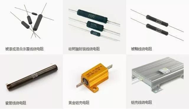 什么是功率电阻,功率电阻的分类