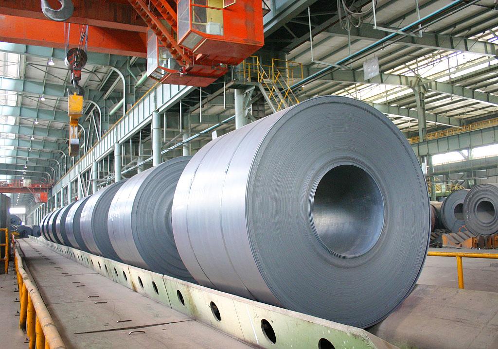 首钢出台12月份板材价格调整信息