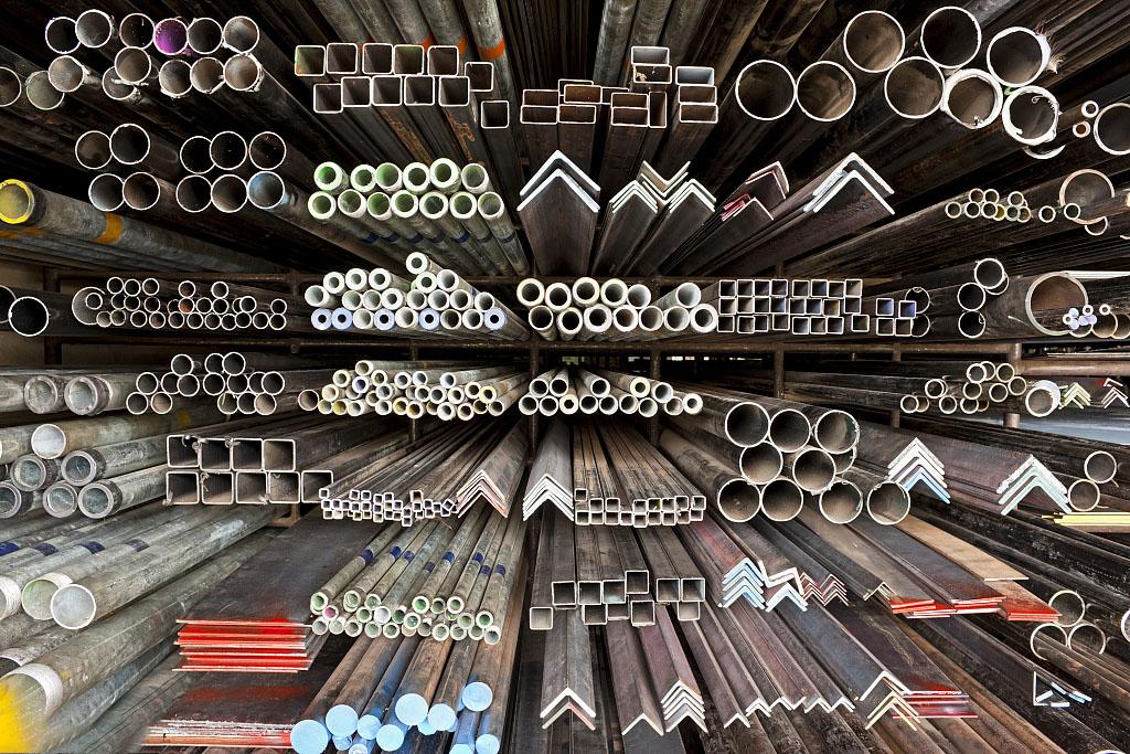 陕西钢铁批发厂家为您整理常用钢材的种类
