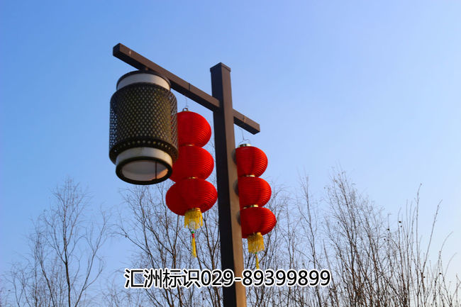 洛南县楼盘标识标牌