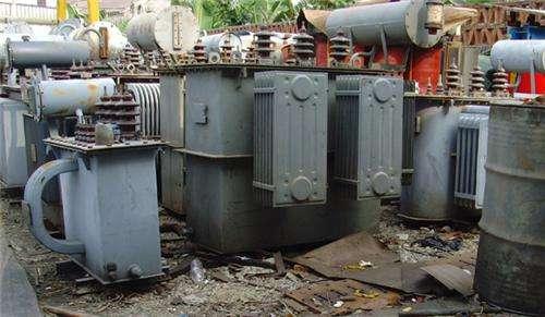 变电站拆除回收