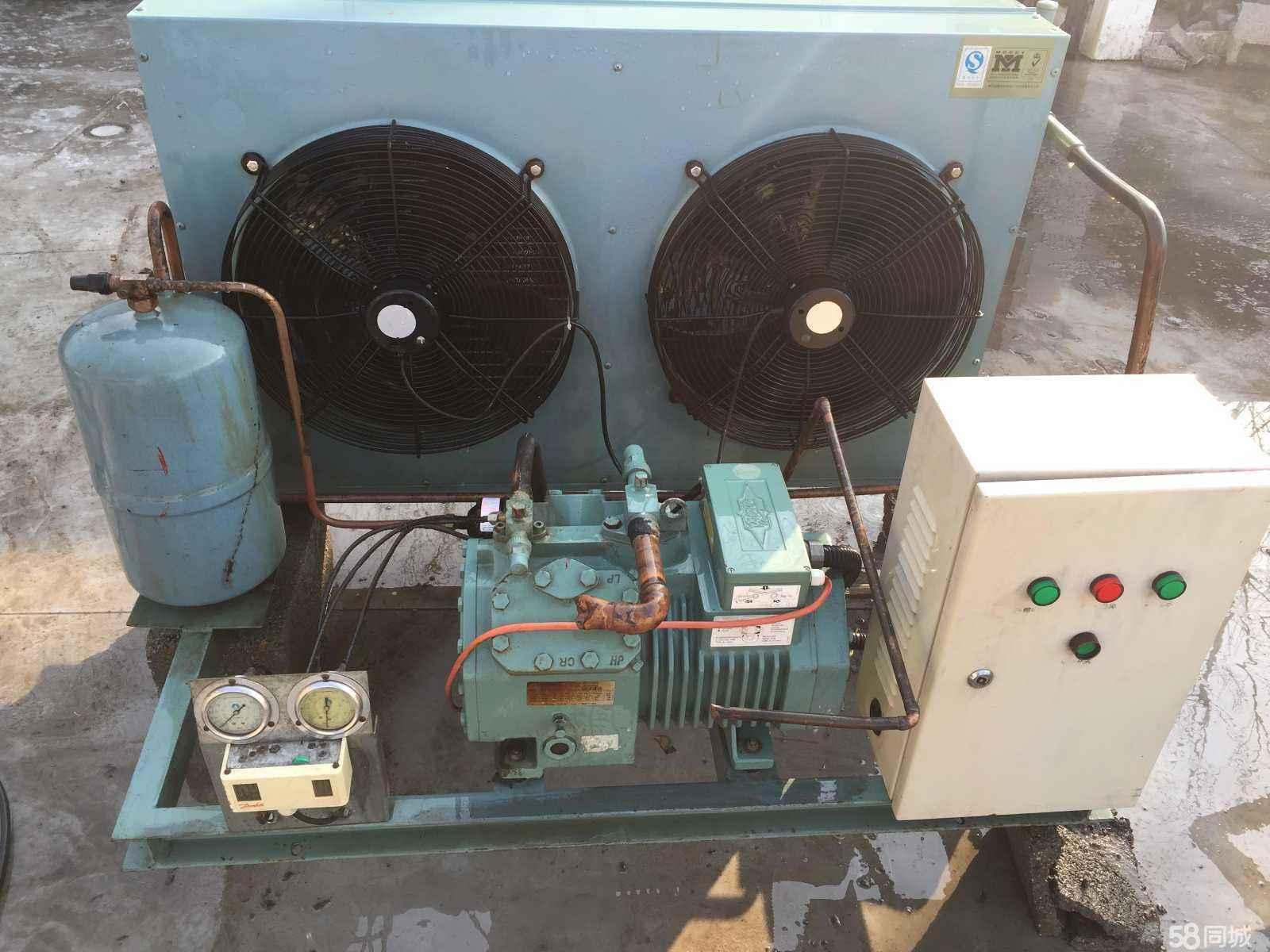 二手制冷设备回收