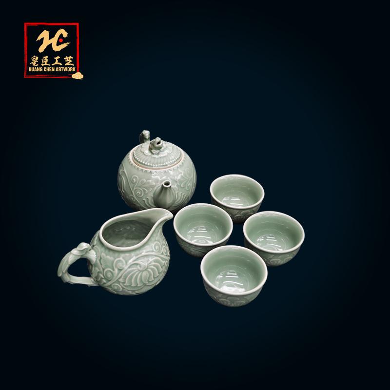 新陶瓷茶具第一次使用图片