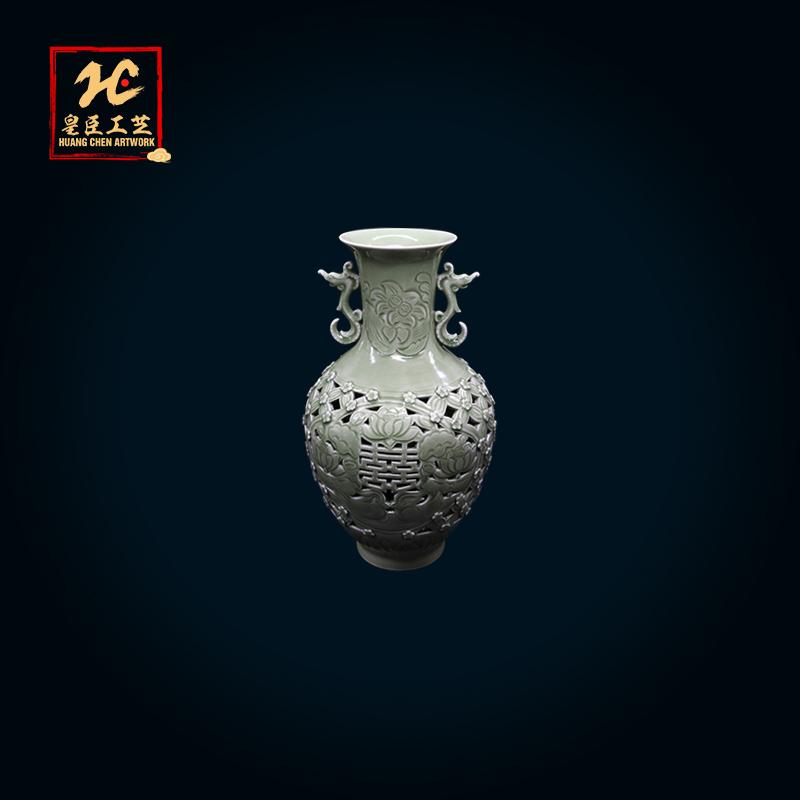 工艺陶瓷花瓶