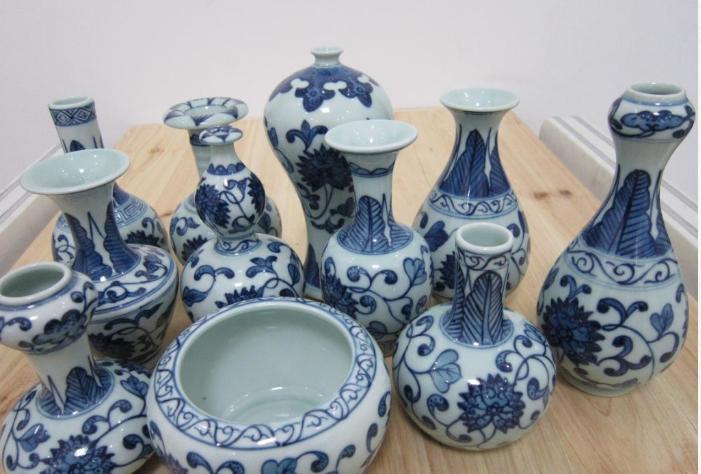 超详细的陶瓷工艺流程