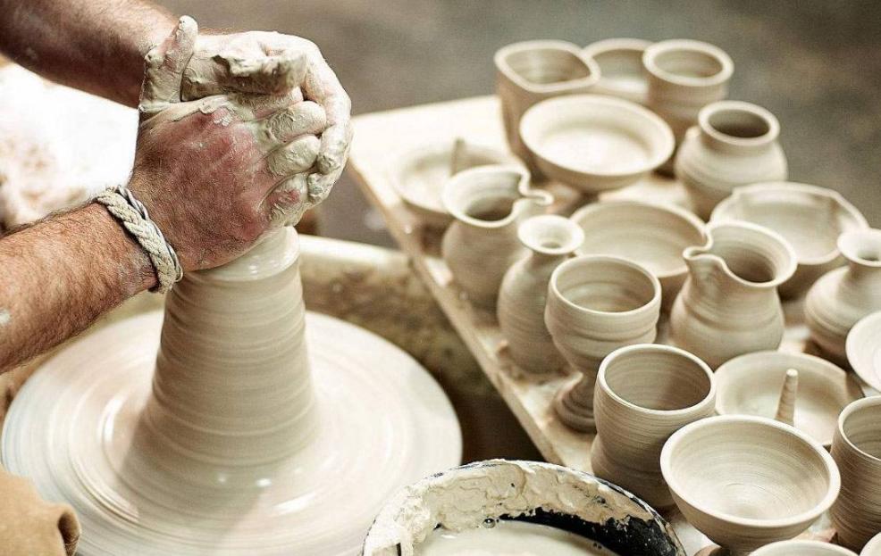 發展歷史-陶瓷工藝品