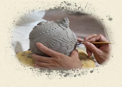外貿工藝品加工,陶瓷工藝品定制加工廠家產品出口于各個國家