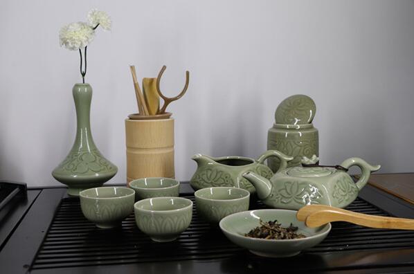 陕西皇臣工艺设计再造让陕西古瓷技艺绽新彩