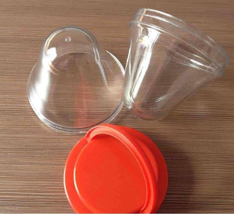广口塑料瓶胚