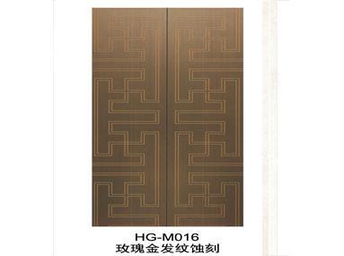 裝潢電梯門HG-M016