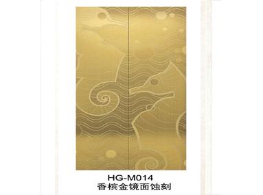 裝潢電梯門HG-M014