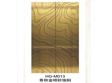 裝潢電梯門HG-M013
