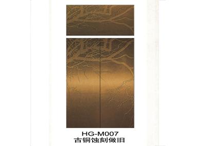 裝潢電梯門HG-M007