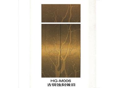 裝潢電梯門HG-M006