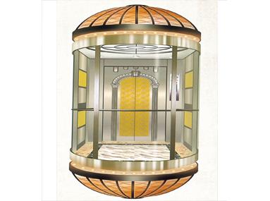 裝潢觀光電梯HG-504