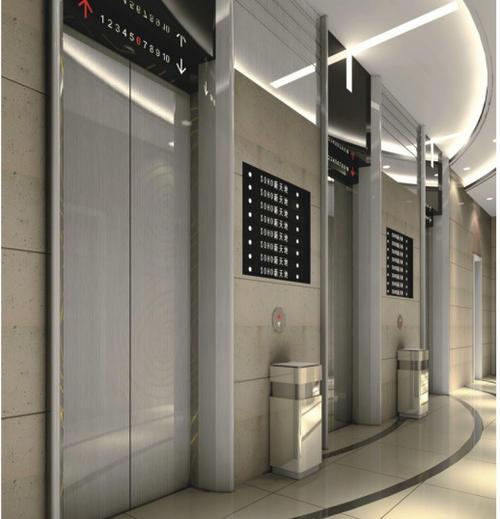 如何正確文明使用乘客電梯?