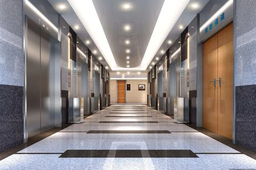 低溫天氣電梯也需保暖