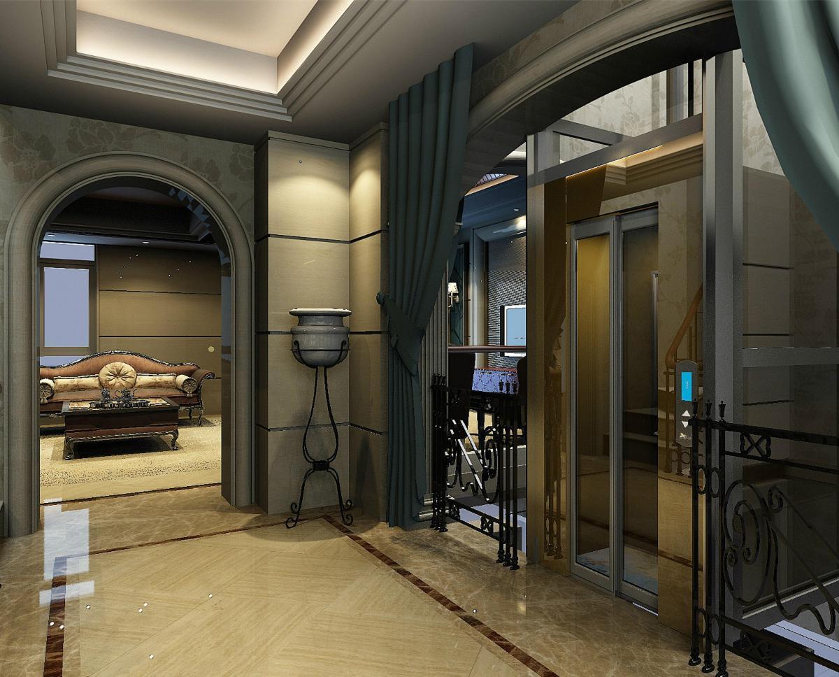 别墅电梯,尚处于紊乱的盈利商场