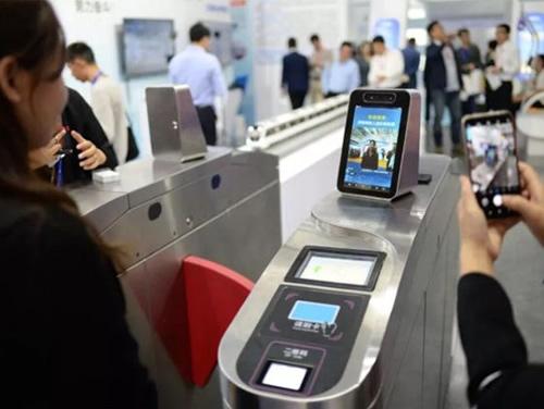 """""""迎国庆 保平安"""",西安客运站安装人脸识别系统"""
