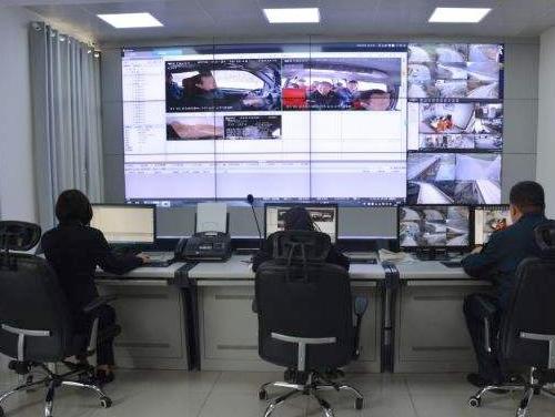 智慧交通管理系统