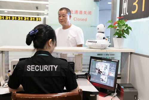 在机场,哪些地方可以用到AI人脸识别系统?