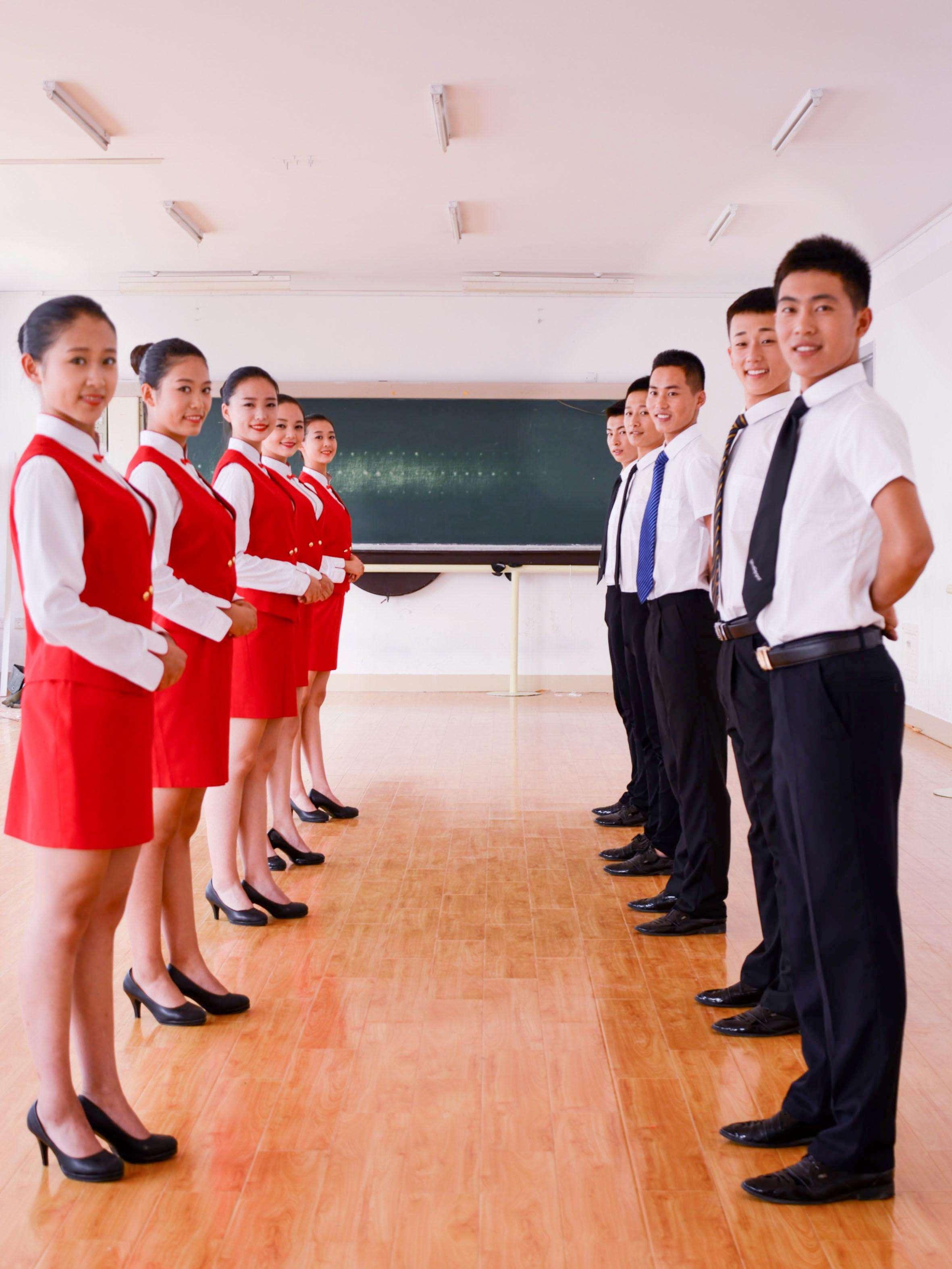 西安空乘培训哪家好首选飞迪航空空乘专业学校