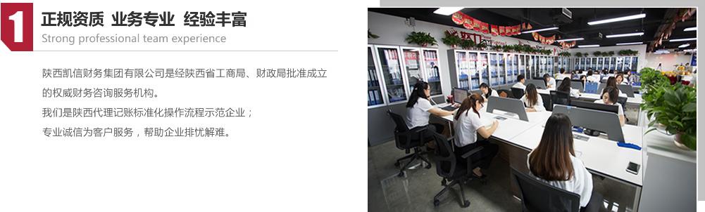 咸陽代理記賬公司優勢1