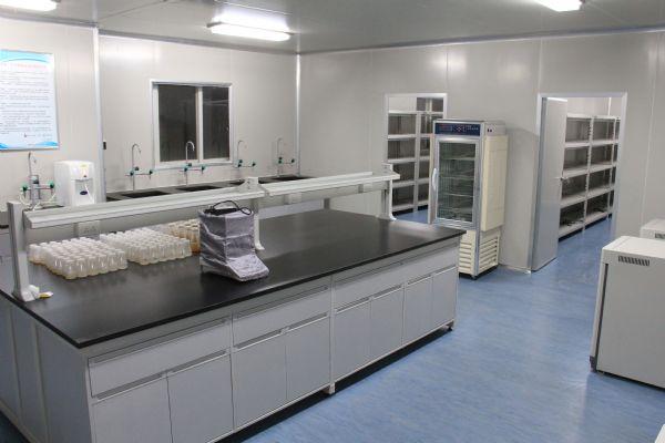植物实验室净化