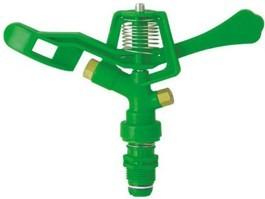 全园塑料绿色摇臂喷头