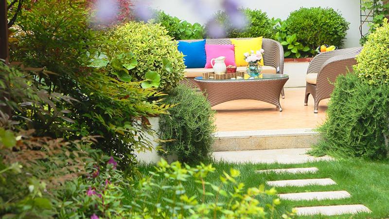现代庭院设计