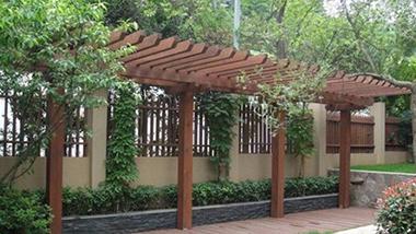曲江凤凰池庭院景观设计