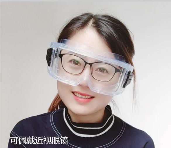 厂家告诉你:医用护目镜的类型有哪些?