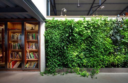 植物墙如何保障安全
