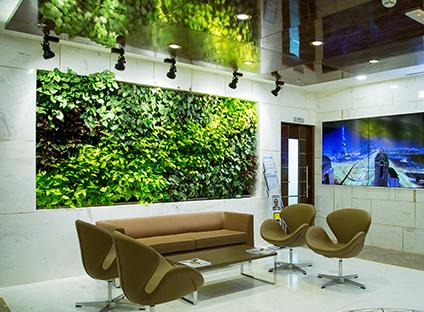 西安垂直綠化墻