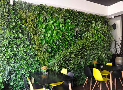 西安立體綠化