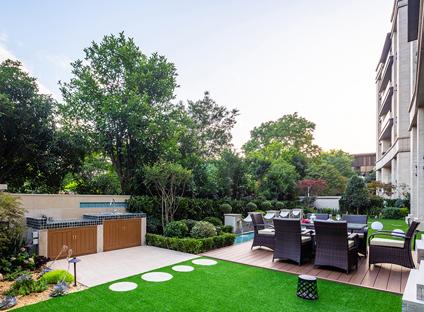西安庭院景觀設計