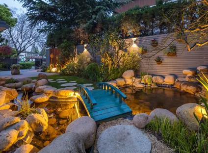 西安小庭院景觀設計