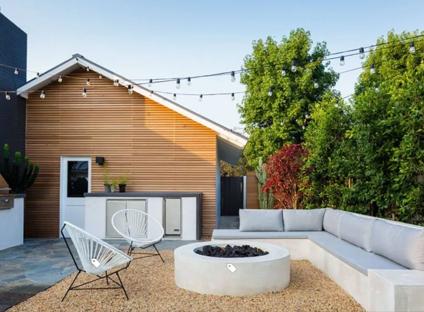 西安現代庭院設計