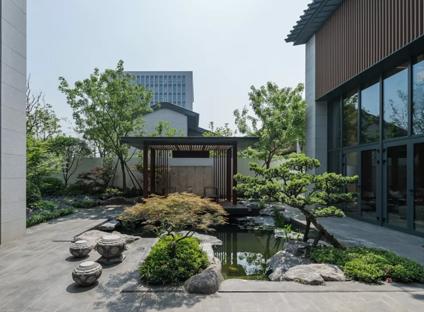 中式庭院設計