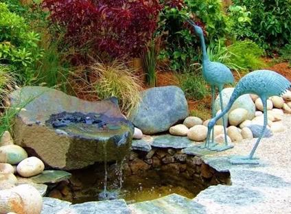 庭院景觀小品