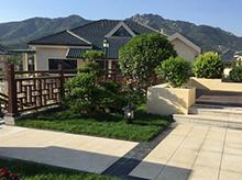 曲江鳳凰池庭院景觀設計