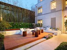 浐灞紫薇花園洲庭院景觀設計方案