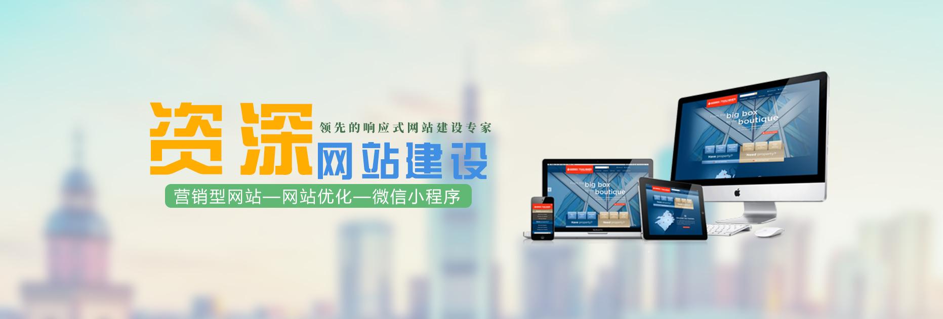 西安专业网站建设