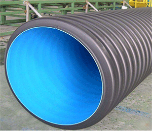 甘肃hdpe双壁波纹管厂家带您了解塑料管道产业的发展